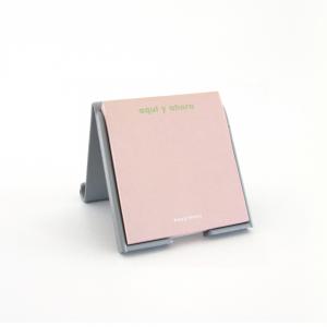 Porta Notas Adhesivas - Happimess Aquí y Ahora