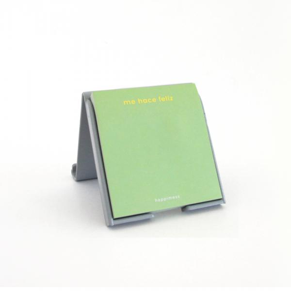 Porta Notas Adhesivas - Happimess Me hace Feliz