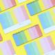 Planificador Semanal Anillado 28x12 cm Happimess Colorblock 28x12 cm