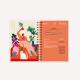 Agenda A5 2021 2 días por pag - Compañía Botánica Día