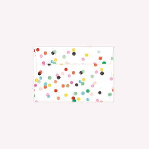 Confetti Happimess Envelope