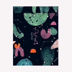Happimess Universo Envelope 23x30cm