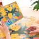 Puzzle Artistas Rompecabezas - Mi unicornio y yo by Vik Arrieta