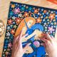 Puzzle Artistas Rompecabezas - Mi unicornio y yo por Vik Arrieta