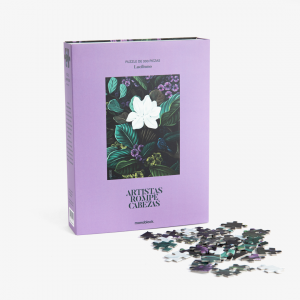 Puzzle Artistas Rompecabezas - Magnolia
