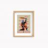 Lamina Bruja Moderna - Aries 22x28cm