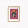 Lamina Bruja Moderna - Cancer 22x28cm