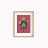 Wall Art Bruja Moderna Jennifer Dahbura Cancer 22x28cm