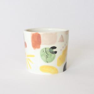 Happimess x JASA - Ceramic Pot 12x12 cm