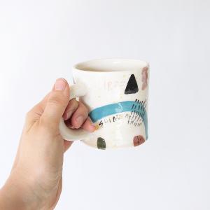 Mug - happimess by JASA