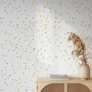 Wallpaper CONFETTI Mini 106 x 270 cm