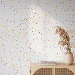Wallpaper CONFETTI Mini 106 x 350 cm