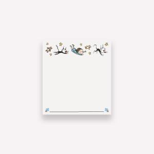 Sticky Notes Macanudo - Enriqueta, Fellini Madariaga 6,7x7,4 cm