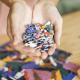 Puzzle Artistas Rompecabezas - Ensayo natural