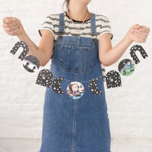 Paper Garland 9 pieces Liniers Starry Night