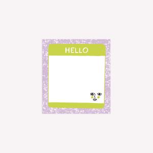 Sticky Notes HELLO by Pepita Sandwich - 6.7 x 7.4 cm