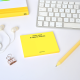 Happimess Colorblock Hakuna Matata Sticky Notes