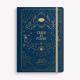 Stitched Notebook A5 Bullet Journal Bruja Moderna Creer es Poder