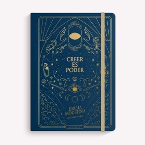 Cuaderno Cosido Mediano creer es Poder