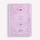 Cuaderno Cosido A5 Liso Bruja Moderna Creer es Poder Rosa