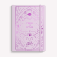 Stitched Notebook A5 Plain Bruja Moderna Creer es Poder Pink