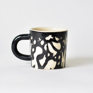 Composition Black by JASA - Ceramic Mug