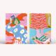 Libretas x2 Happimess - Artista del Arcoíris