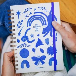 Bullet Journal A5 Spiral Norte Argentino, De viaje Notebook