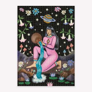 Puzzle 1000 Piezas Artistas Rompecabezas - La estrella x Paula Duró