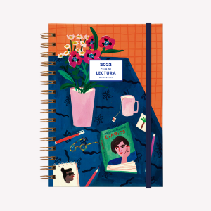 Agenda 2022 A5 Semana a la vista - Club de Lectura - Diarios