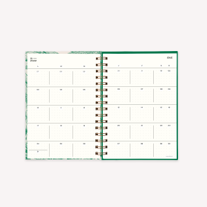 Planner 2022 A5 Open Week - Makers Simplicidad
