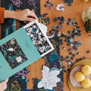 Puzzle 1000 Pieces. Artistas Rompecabezas - Litoral Mágico by Lucilismo