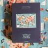 Puzzle 1000 Pieces. Artistas Rompecabezas - Mapa del Mundo Ilustrado x Jose Schargo
