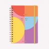 Planner 2022 A5 2 days per page - Claridad