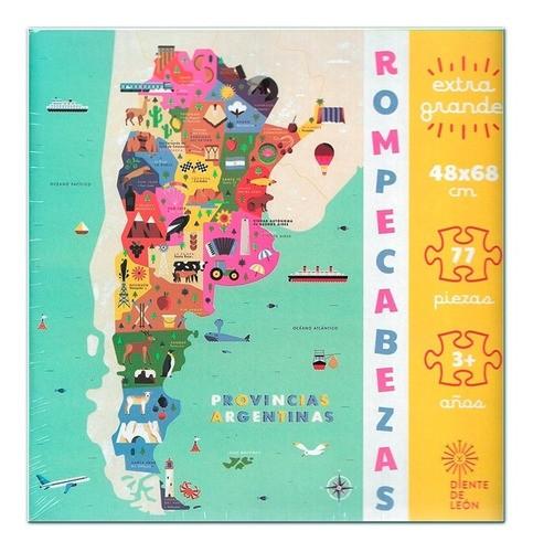 Puzzle Argentine Provinces