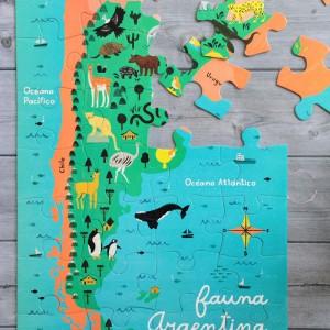 Puzzle Argentinian Fauna