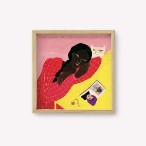 Wall Art 22x28cm María Luque Katz