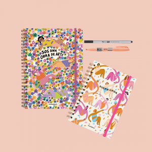 Combo Cuadernos Quilombo Feliz