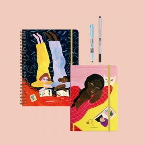 Combo Cuadernos Macanudo