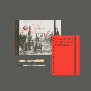 Combo Cuadernos Makers
