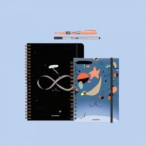 Combo Cuadernos Maria Luque
