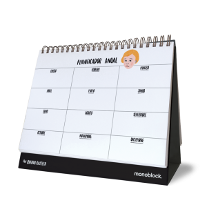 2022 Macanudo Desk Calendar