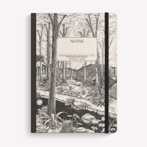 Cuaderno Cosido A5 Punteado Simplicidad Makers