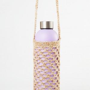 Botella Acero LEVEN - Color Block SUN