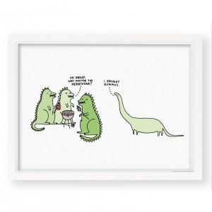 Wall Art Dinosaurios