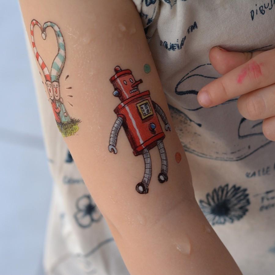 Como Ser Un Tatuaje En Casa Sfb
