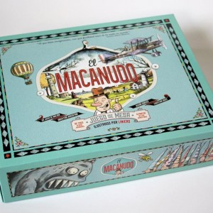 El Macanudo (Board Game)