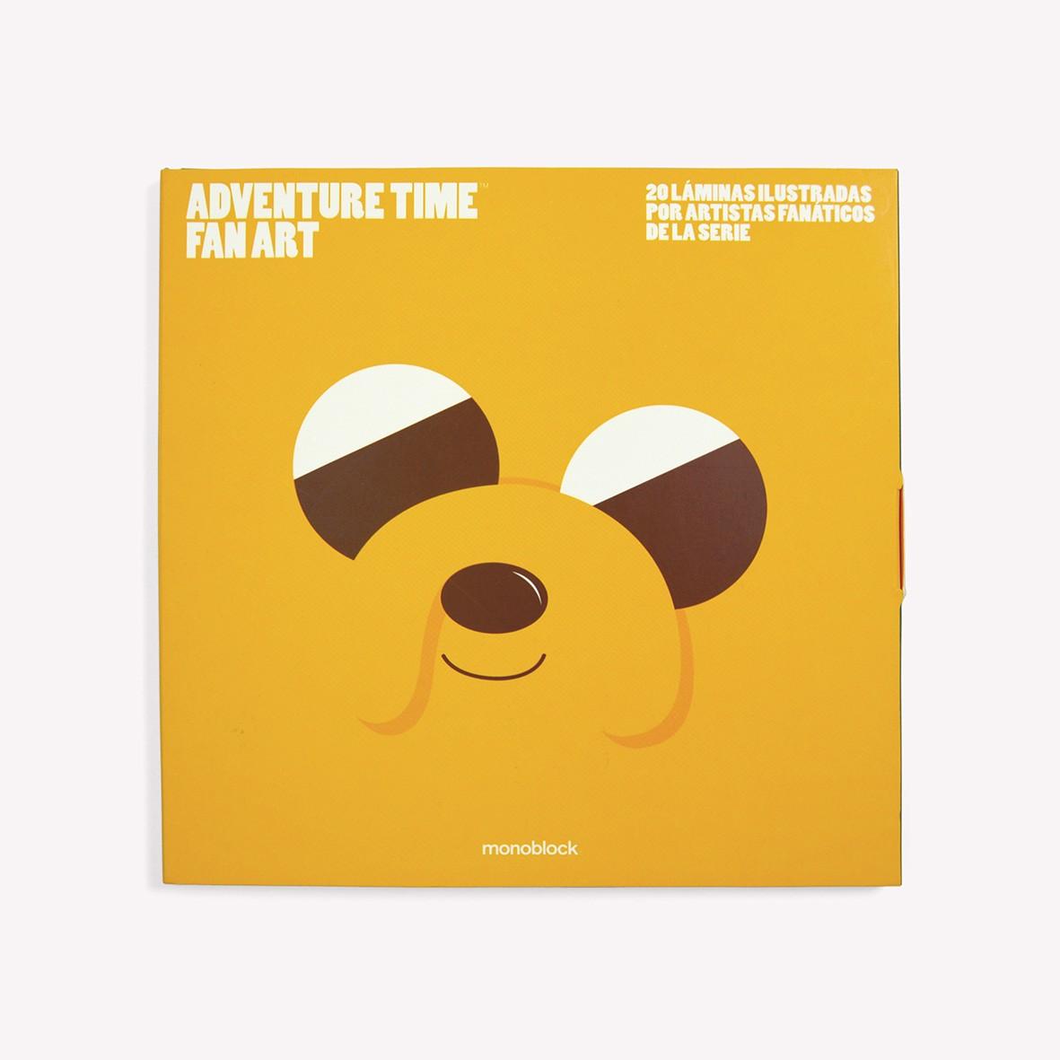 Adventure Time Fan Art Book - Monoblock