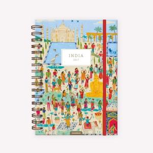 Travel journal 2017 India