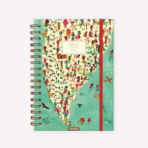 2017 Travel Journal Latin America